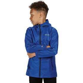 Regatta Pack It III Jas Kinderen, nautical blue